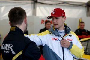 Sheldon van der Linde, ROWE Racing