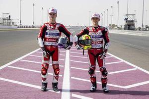 Sergio Garcia, Aspar Team, Izan Guevara, Aspar Team Moto3