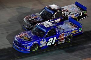 Zane Smith, GMS Racing, Chevrolet Silverado Diecast Kings, John Hunter Nemechek, Kyle Busch Motorsports, Toyota Tundra Mobil 1