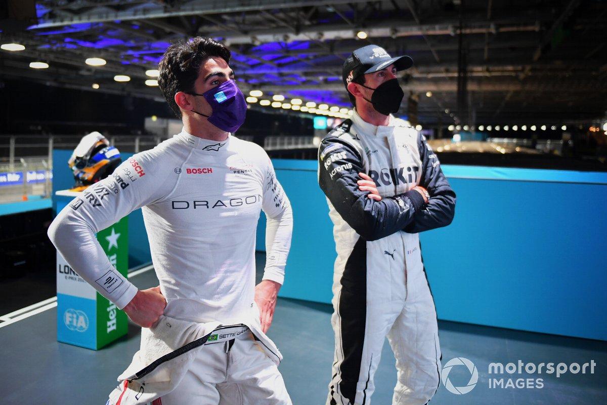 Sergio Sette Camara, Dragon Penske Autosport, Norman Nato, Venturi Racing