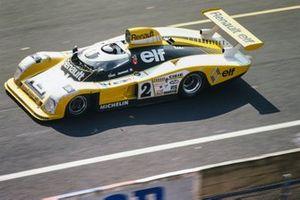 Didier Pironi, Jean-Pierre Jaussaud, Renault Sport, Renault-Alpine A442B