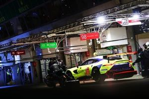 #98 Aston Martin Racing Aston Martin Vantage AMR LMGTE Am of Paul Dalla Lana, Nicki Thiim, Marcos Gomes