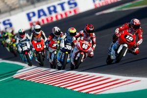 Mario Suryo Aji, Astra Honda Racing Team