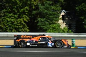 #25 G-Drive Racing Aurus 01 - Gibson LMP2 of John Falb, Roberto Merhi, Rui Andrade