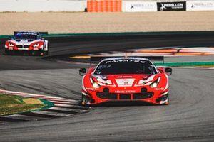 #11 Kessel Racing Ferrari 488 GT3: Francesco Zollo, Tim Kohmann, Giorgio Roda