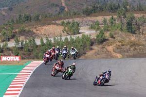 Toprak Razgatlioglu, PATA Yamaha WorldSBK Team, Jonathan Rea, Kawasaki Racing Team WorldSBK, Scott Redding, Aruba.It Racing - Ducati