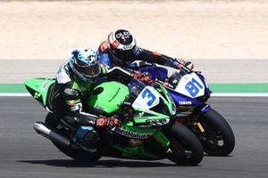 Raffaele De Rosa, Orelac Racing VerdNatura, Manuel Gonzalez, Yamaha ParkinGO Team