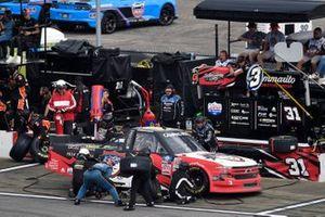 Jordan Anderson, Jordan Anderson Racing, Chevrolet Silverado U.S. LawShield