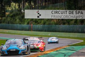 #26 Sainteloc Racing Audi R8 LMS GT3: Jamie Green, Finlay Hutchison, Adrien Tambay
