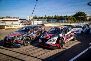 Kevin Abbring, Unkorrupted Renault Mégane RS, Timo Scheider, ALL-INKL.COM Münnich Motorsport Seat Ibiza
