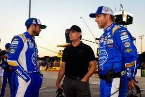 Chase Elliott, Hendrick Motorsports, Chevrolet Camaro Kelley Blue Book, Jeff Gordon, jefe Alan Gustafson