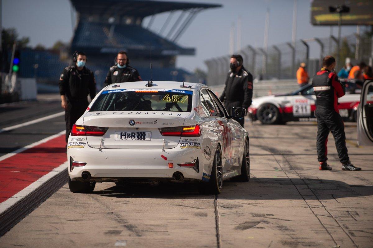 #705 Emir Aşarı, Moran Gott, BMW 325i, Sorg Rennsport