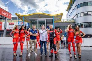 Tom Coronel en Ralf Schumacher, Jack's Racing Day 2021, Assen
