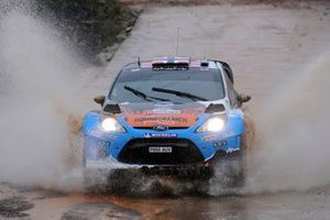 Mads Ostberg, Jonas Andersson, Ford Fiesta RS WRC