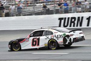 C.J. McLaughlin, Hattori Racing Enterprises, Toyota Supra Sci Aps