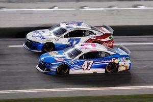 Ricky Stenhouse Jr., JTG Daugherty Racing, Chevrolet Camaro Funfetti, Ryan Preece, JTG Daugherty Racing, Chevrolet Camaro Kroger/Coca-Cola