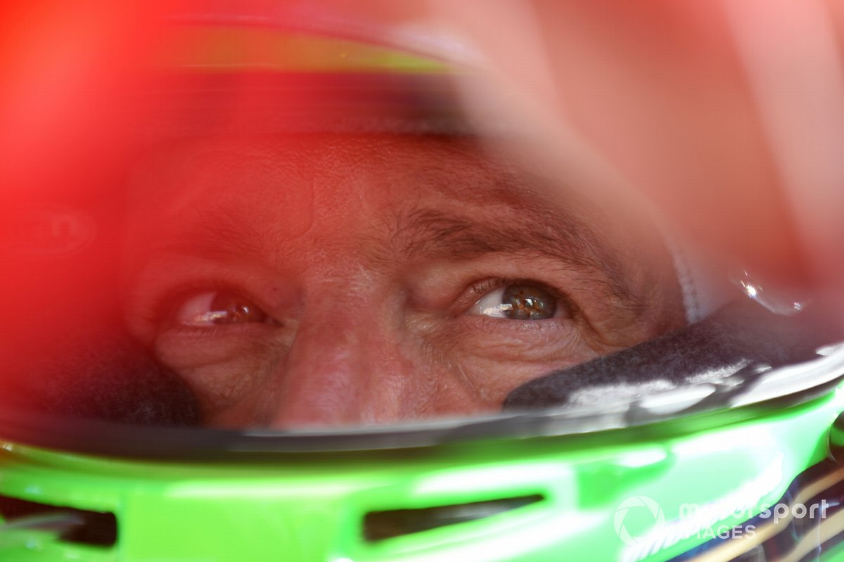 Richard Westbrook, #709 Glickenhaus Racing Glickenhaus 007 LMH Hypercar