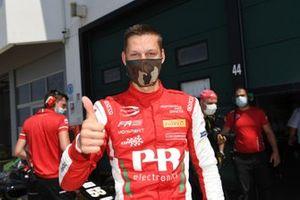 Oliver Rasmussen, F3 Tatuus #6, Prema Powerteam, il vincitore di Gara 1