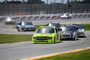 Matt Crafton, ThorSport Racing, Ford F-150 Ideal Door/Menards, Raphael Lessard, Kyle Busch Motorsports, Toyota Tundra Mobil 1