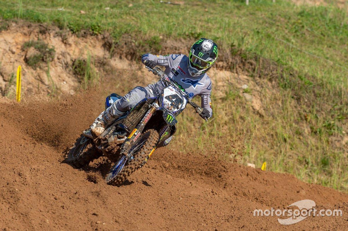 Arnaud Tonus, Monster Energy Wilvo Yamaha Factory Racing