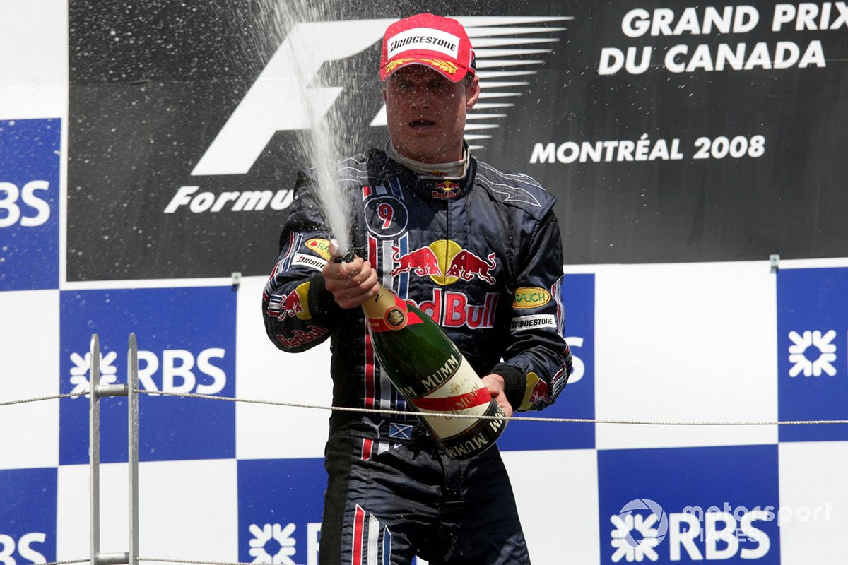 #9 David Coulthard 62 Podios