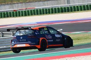 Alessandro Altoè, Alfredo De Matteo, Elite Motorsport, Volkswagen Golf GTI TCR