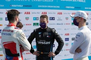 Alex Lynn, Mahindra Racing, Stoffel Vandoorne, Mercedes Benz EQ, Maximilian Gunther, BMW I Andretti Motorsports