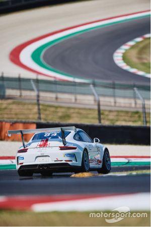 Federico Reggiani, Ghinzani Arco Motorsport – Centri Porsche di Milano