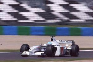 Patrick Lemarie, BAR Honda 003
