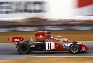 Ronnie Peterson, March 721X Ford