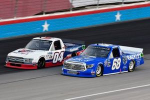 Clay Greenfield, Clay Greenfield Motorsports, Toyota Tundra Rackley Roofing and Cory Roper, Roper Racing, Ford F-150 CarQuest
