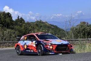 Daniel Sordo, Carlos Del Barrio, Hyundai Motorsport, Hyundai i20 Coupè WRC
