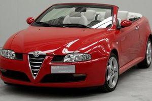 Alfa Romeo GT Cabrio