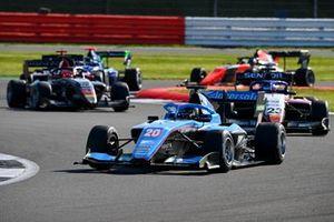 Calan Williams, Jenzer Motorsportand Roman Stanek, Charouz Racing System
