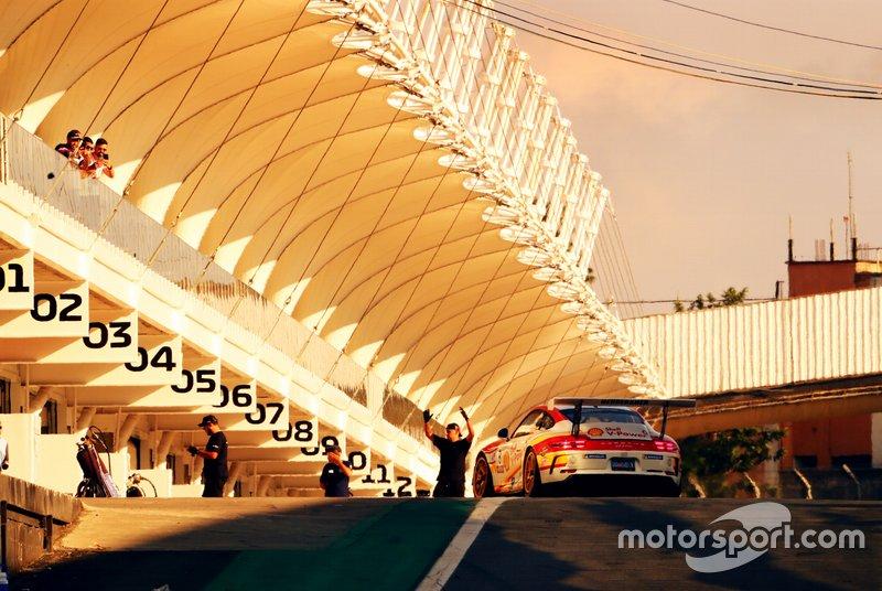Porsche Cup Brasil em São Paulo