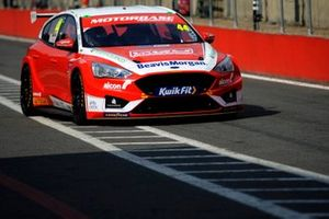 Andy Neate, Motorbase Performance Ford Focus