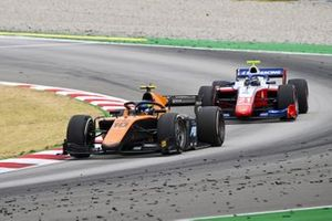 Guilherme Samaia, Campos Racing and Robert Shwartzman, Prema Racing