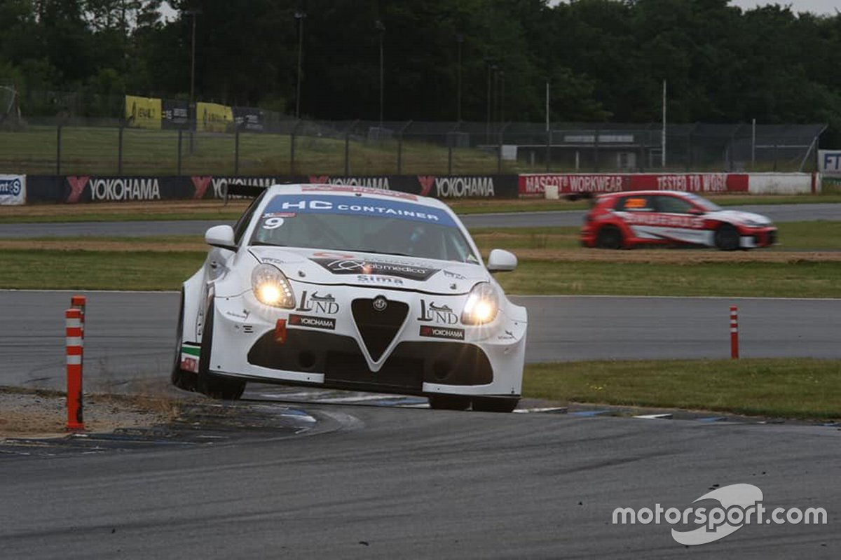 Jakob Mathiassen, Insight Racing, Alfa Romeo Giulietta TCR