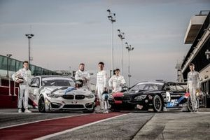 Francesco Guerra, Nicola Neri, Simone Riccitelli, BMW M4 GT4, Stefano Comandini, Marius Zug, BMW M6 GT3, BMW Team Italia