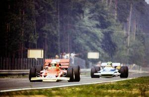 John Miles, Lotus 72C Ford, Henri Pescarolo, Matra MS120