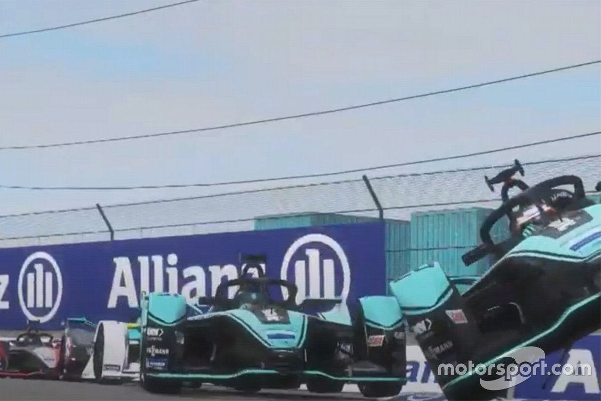 James Calado, Jaguar Racing, Mitch Evans, Jaguar Racing