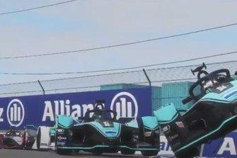 James Calado, Jaguar Racing, Mitch Evans, Jaguar Racing