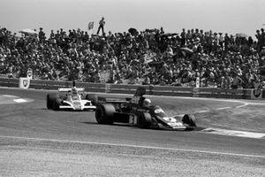 Jody Scheckter, Tyrrell 007, Tony Brise, Hill GH1