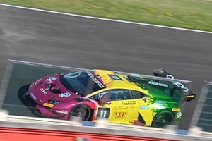 Kevin Gilardoni, Lorenzo Bontempelli, Damiano Fioravanti, Oregon Team, Lamborghini Huracan ST