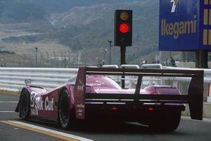 Derek Warwick, David Brabham, Jaguar XJR-14