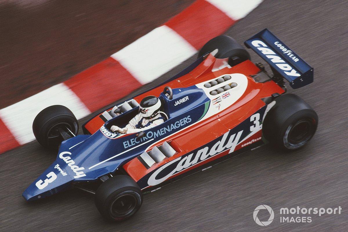 Jean-Pierre Jarier (134 GPs)