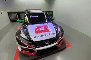 Attila Tassi, Munnich Motorsport, Honda Civic Type R TCR