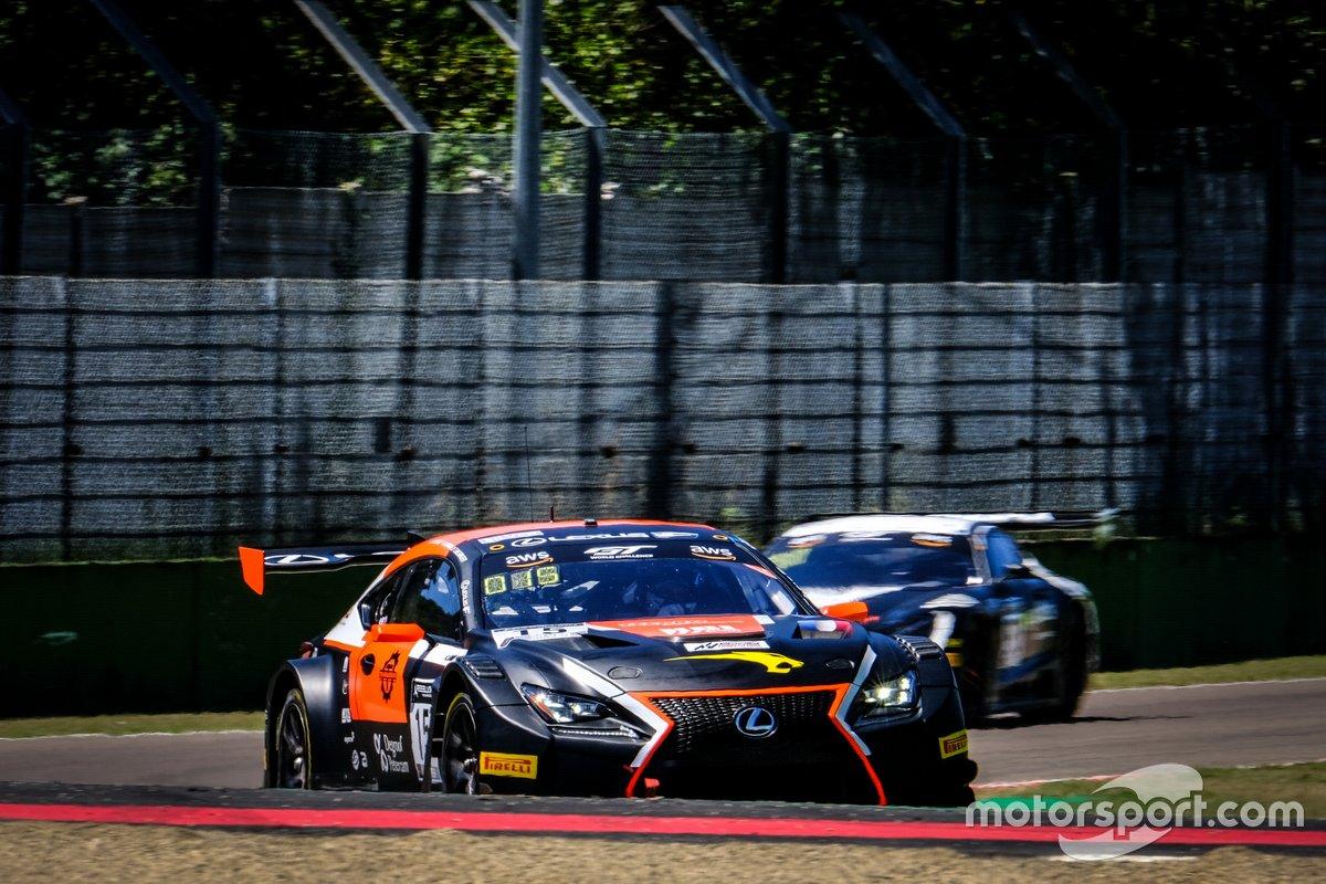 #15 Tech 1 Racing Lexus RC F GT3: Timothé Buret, Thomas Neubauer, Aurélien Panis