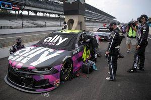 Justin Allgaier, Hendrick Motorsports, Chevrolet Camaro