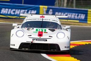 #91 PORSCHE GT TEAM - Porsche 911 RSR - 19: Gianmaria Bruni, Richard Lietz